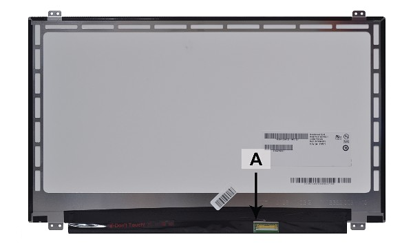"15-ac115TU 15.6"" WXGA 1366x768 HD LED Glossy"