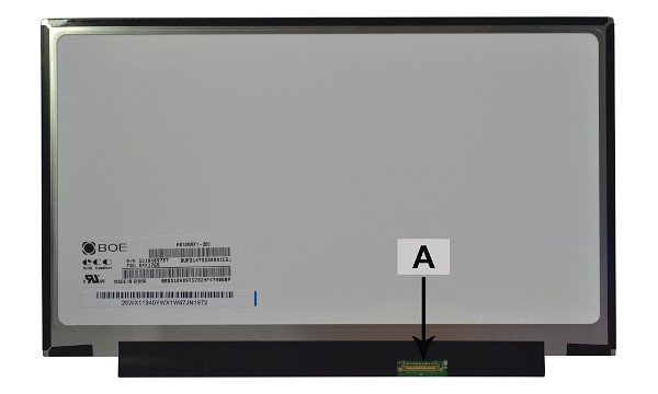 <b>2-Power substituição </b> para Lenovo SD10G56676 Screen
