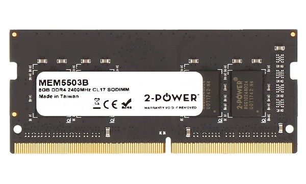 Pavilion 15-cc580nd 8GB DDR4 2400MHz CL17 SODIMM
