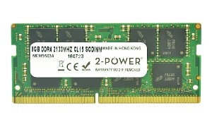 8GB DDR4 2133MHz CL15 SoDIMM