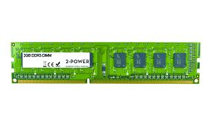A7568816 2GB MultiSpeed 1066/1333/1600 MHz DIMM