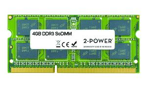 H6Y75AA#AK6 4GB MultiSpeed 1066/1333/1600 MHz SoDiMM