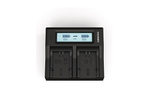 CGA-S006E Panasonic CGA-S006 Dual Battery Charger