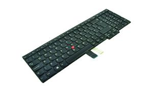 04Y2755 Keyboard Non-Backlit UK English